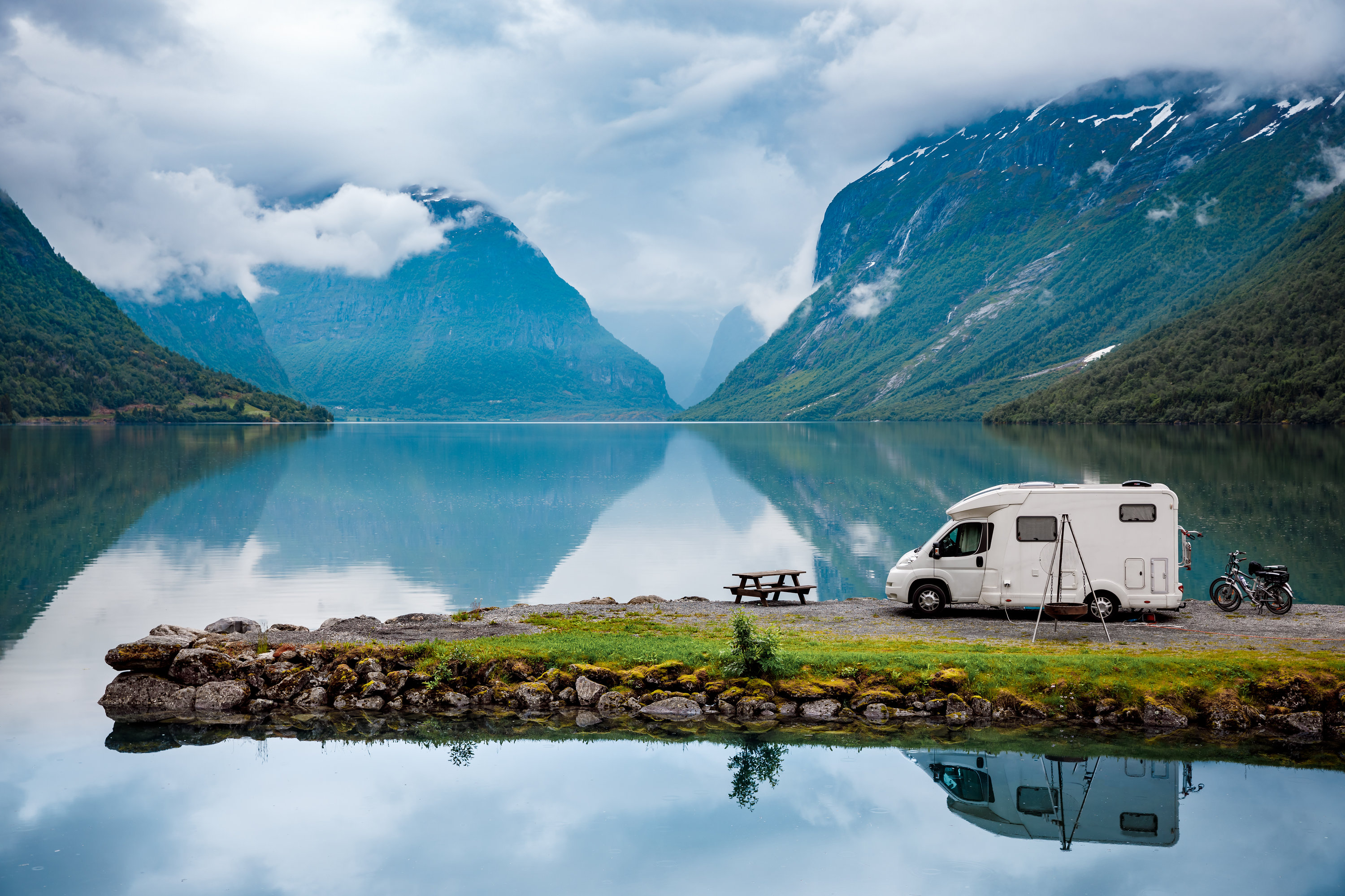 Recreational Vehicles | UP
